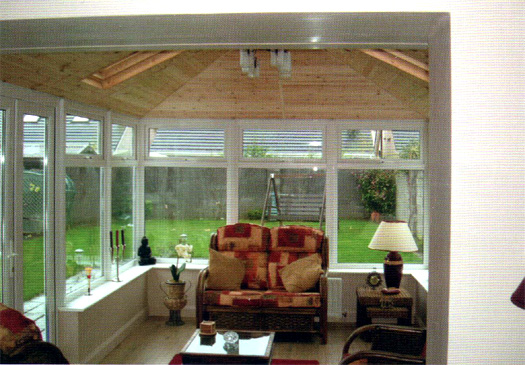 Inside Conservatories And Sunrooms