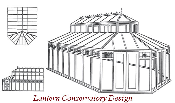 Plans for a Lantern Styles Conservatory and Sunroom